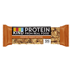 Kind Protein Bar, Crunchy Peanut Butter, 1.8 Oz