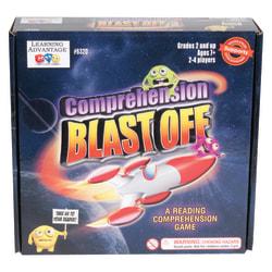 Learning Advantage™ Comprehension Blast Off Game, Grades 2-6