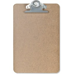 "Office Depot® Brand 100% Recycled Wood Clipboard, 6"" x 9"""