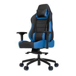 Vertagear Racing P-Line PL6000 Gaming Chair, Black/Blue