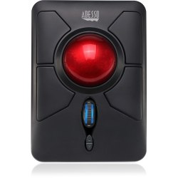 Adesso® iMouse T50 Wireless Programmable Ergonomic Trackball Mouse