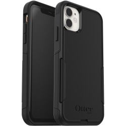 OtterBox Commuter Series Case for iPhone 11 - For Apple iPhone 11 Smartphone - Black - Anti-slip, Impact Absorbing, Dust Resistant, Dirt Resistant - Synthetic Rubber, Polycarbonate