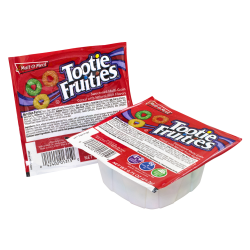 Malt-O-Meal Tootie Fruities Cereal Bowls, 1 Oz, Pack Of 96 Boxes