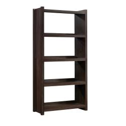 Sauder® HomePlus 4-Shelf Bookcase, Dakota Oak