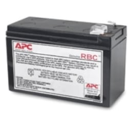 APC UPS Replacement Battery Cartridge #110 - Spill Proof, Maintenance Free Sealed Lead Acid Hot-swappable