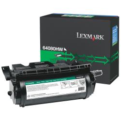 Lexmark™ 64080HW High-Yield Black Toner Cartridge