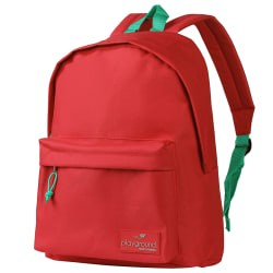 Playground Kids' Savetime Backpacks, Assorted Colors, Pack Of 8 Backpacks