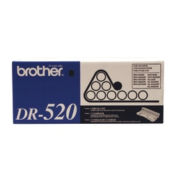 Brother® DR-520 Black Drum Unit