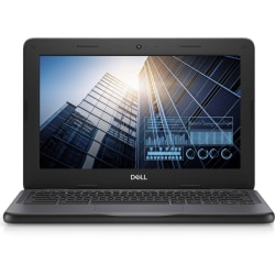 "Dell Chromebook 11 3000 3100 11.6"" Chromebook - HD - Intel Celeron N4020 Dual-core - 4 GB RAM - 16 GB Flash Memory - Chrome OS - Intel HD Graphics - 14 Hour Battery"