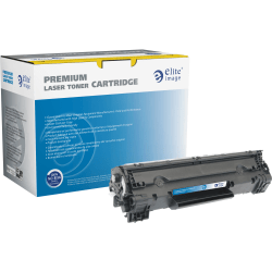 Elite Image™ Remanufactured Black Toner Cartridge Replacement For HP 79A