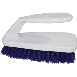 Genuine Joe Iron Handle Scrub Brush - Iron Handle - 6 / Carton