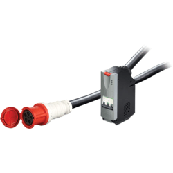 APC by Schneider Electric IT Power Distribution Module 3 Pole 5 Wire 40A IEC 309 680cm - 415 V AC