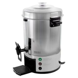 Better Chef 100-Cup Stainless Steel Coffee Urn, Silver