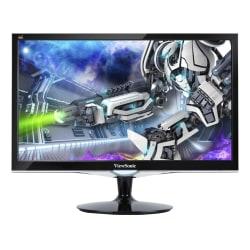 "ViewSonic® VX2452mh 24"" Widescreen HD LED LCD Monitor"