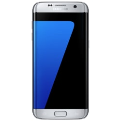 Samsung Galaxy S7 Edge G935V Refurbished Cell Phone, Silver, PSC100675