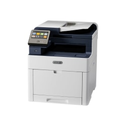 Xerox® WorkCentre® Wireless Color Laser All-in-One Printer,6515/DNI
