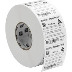 """Zebra Label, BM3412, Polyester 3"""" x 2"""" Thermal Transfer Zebra Z™Ultimate 3000T, 3"""" Core"""