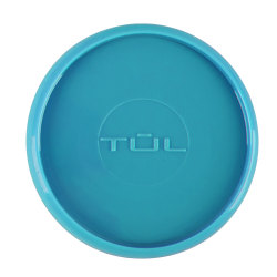 """TUL® Discbound Notebook Expansion Discs, 1"""", Teal, Pack Of 12 Discs"""