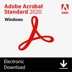 Adobe Acrobat Standard 2020 (Windows)