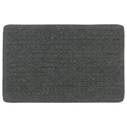 """GetFit Ergonomic Floor Mat, 50""""W x 22""""D, Granite"""