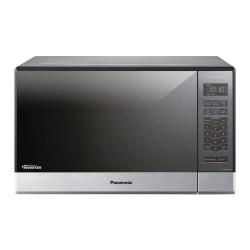 Panasonic® Genius Sensor 1.2 Cu Ft Countertop Microwave, Stainless Steel