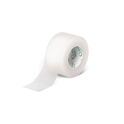 """CURAD® Transparent Adhesive Tape, 1"""" x 10 yd., Clear, Box Of 12 Rolls"""
