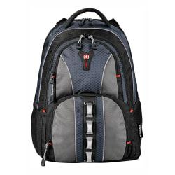 """Wenger Cobalt Backpack With 15.6"""" Laptop Pocket, Blue"""