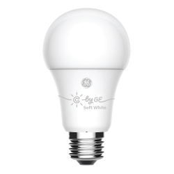 C by GE Wire-Free A19 Smart LED Bulb And Remote Bundle, 60 Watt, 7000 Kelvin