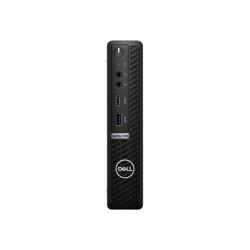Dell OptiPlex 7000 7080 Desktop Computer - Intel Core i7 10th Gen i7-10700 Octa-core (8 Core) 2.90 GHz - 16 GB RAM DDR4 SDRAM - 512 GB SSD - Micro PC - Windows 10 Pro 64-bit - Intel UHD Graphics 630 DDR4 SDRAM - English Keyboard - 35 W
