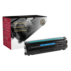 Clover Imaging Group 200987P (Samsung CLT-C506L / CLT-C506S) High-Yield Remanufactured Cyan Toner Cartridge