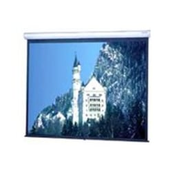 """Da-Lite Model C 36442 113"""" Manual Projection Screen - Yes - 16:10 - High Contrast Matte White - 60"""" x 96"""" - Ceiling Mount, Wall Mount"""
