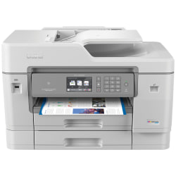 Brother® INKvestment Tank MFC-J6945DW Wireless InkJet All-In-One Color Printer