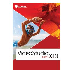 Corel® VideoStudio® Ultimate X10, Disc