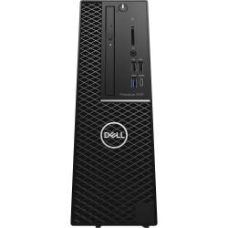Dell Precision 3000 3431 Workstation - Core i7 i7-9700 - 16 GB RAM - 512 GB SSD - Small Form Factor - Windows 10 Pro 64-bitNVIDIA Quadro P1000 4 GB Graphics - DVD-Writer - Serial ATA/600 Controller - 0, 1 RAID Levels - English Keyboard - Gigabit Ethernet