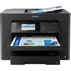 Epson® WorkForce® Pro WF-7840 Wireless Inkjet All-In-One Color Printer, C11CH67201