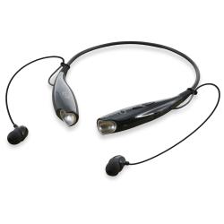 iLive Bluetooth® Stereo Headset With Neckband, IAEB25B