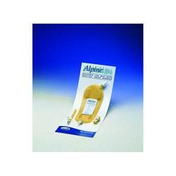 "Alpine™ Reusable Latex Leg Bag with Kraylex® Odor Barrier, 13"" x 5"", 26 Fl. Oz. Capacity, Straight Port"