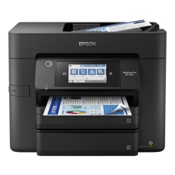 Epson® WorkForce® Pro WF-4830 Wireless Inkjet All-in-One Color Printer, C11CJ05201