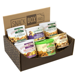 Snack Box Pros Premium Nut Box