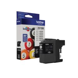 Brother® LC201BKS Black Ink Cartridge