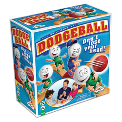 Identity Games Dodgeball Action Skill Game, Grades 2-12