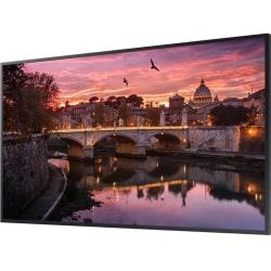 """Samsung QB55R-N Digital Signage Display - 55"""" LCD Cortex A72 1.70 GHz - 2.50 GB - 3840 x 2160 - Edge LED - 350 Nit - 2160p - HDMI - USB - DVI - SerialEthernet"""