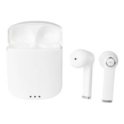 Altec Lansing® TrueAir Wireless Earbuds, White, MZX634-WHT