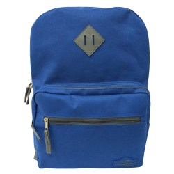 Playground Colortime Backpacks, Royal Blue, Pack Of 6 Backpacks