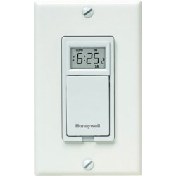 Honeywell 7-Day Programmable Timer For Lights, RPLS530A1038U
