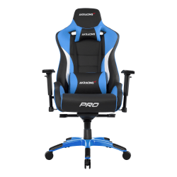 AKRacing™ Master Pro Luxury XL Gaming Chair, Blue