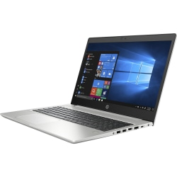 "HP ProBook 455 G7 15.6"" Notebook - AMD Ryzen 5 4500U Hexa-core (6 Core) 2.30 GHz - 16 GB RAM - 256 GB SSD - Windows 10 Pro - AMD Radeon Vega 8 Graphics - English Keyboard"
