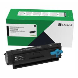 Lexmark™ Black Toner Cartridge, 55B1000