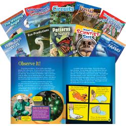 Teacher Created Materials STEM 10-Book Set, Grade 4