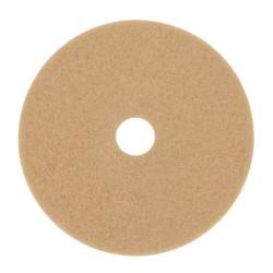 "Niagara™ Burnishing Floor Pads, 3400N, 27"", Tan, Pack Of 5"